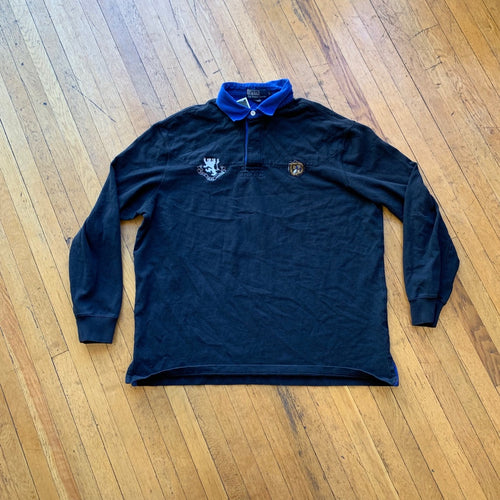 Polo RL Quilted Crest Rugby