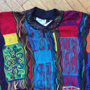 Coogi Knit Polo