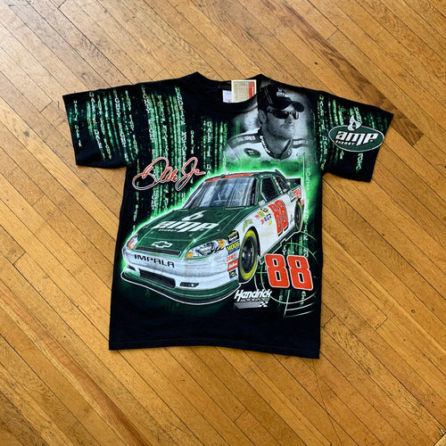 NASCAR Dale Jr. Matrix Double Sided T-Shirt