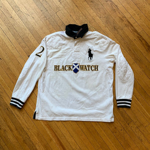 Polo RL Blackwatch Rugby