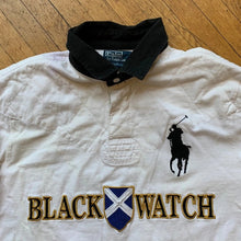 Load image into Gallery viewer, Polo RL Blackwatch Rugby