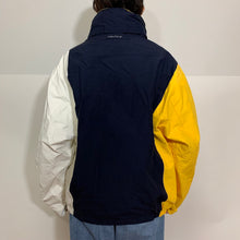 Load image into Gallery viewer, Nautica Tri-Color Reversible Sailing Jacket