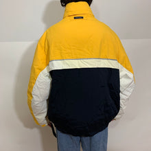 Load image into Gallery viewer, Nautica NWT Color Blocked Reversible Down Jacket