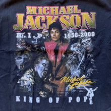 Load image into Gallery viewer, Michael Jackson Thriller T-Shirt