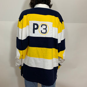 Polo Sport NWT P3 Striped Rugby