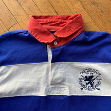 Load image into Gallery viewer, Polo RL Golf Club Bold Striped Rugby