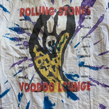 Load image into Gallery viewer, Rolling Stones 1994 Voodoo Lounge Tie-Dye T-Shirt
