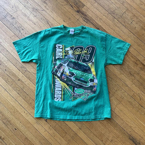 NASCAR Carl Edwards Double Sided T-Shirt