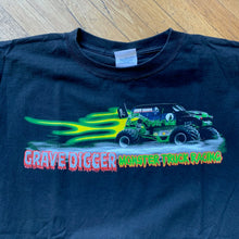 Load image into Gallery viewer, Grave Digger Monster Truck T-Shirt