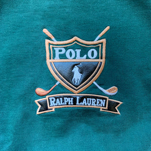 Bootleg Polo RL Embroidered Crest Crewneck
