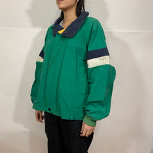 Load image into Gallery viewer, Nautica Competiton Solid Washed Sailing Jacket