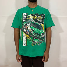 Load image into Gallery viewer, NASCAR Carl Edwards Double Sided T-Shirt