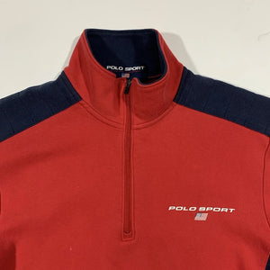 Polo Sport Side Strip 1/2 Zip Pullover Shirt