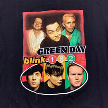 Load image into Gallery viewer, Blink 182, Green Day & Jimmy Eat World Tour T-Shirt