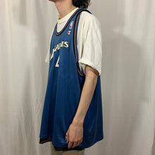 Load image into Gallery viewer, NBA Kemp / Webber Reversible Jersey