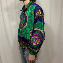 Load image into Gallery viewer, Pan Asia Color Block Rope Windbreaker