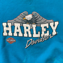 Load image into Gallery viewer, Harley Davidson 1990 Eagle Crewneck