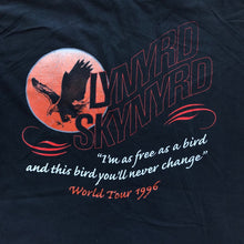 Load image into Gallery viewer, Lynyrd Skynyrd 1996 World Tour T-Shirt