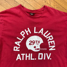 Load image into Gallery viewer, Polo RL Athl. Division T-Shirt