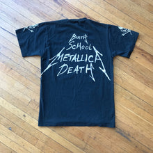 Load image into Gallery viewer, Metallica 1992 Birth, School, Death Single Stitch T-Shirt