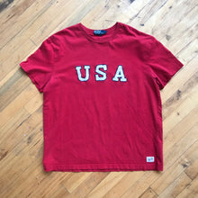 Load image into Gallery viewer, Polo RL U.S.A Patch T-Shirt
