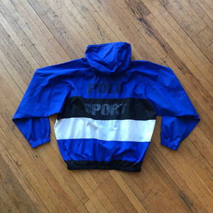 Polo Sport Bold Striped Windbreaker