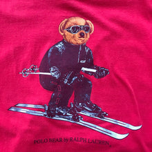 Load image into Gallery viewer, Polo RL Skiing Polo Bear T-Shirt