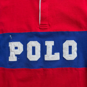 "Polo RL Color Block ""Polo"" Rugby"