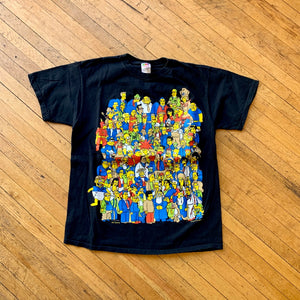 The Simpsons Characters T-Shirt