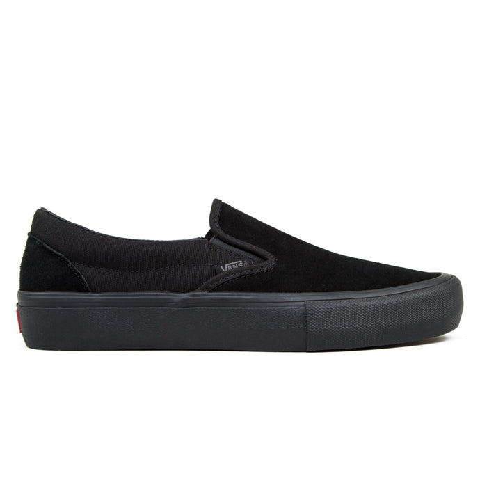 Slip-On Pro Shoe Blackout