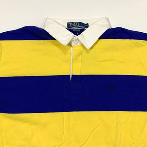 Polo RL NWT Classic Striped Rugby