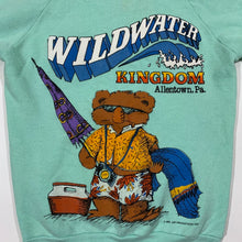Load image into Gallery viewer, Wildwater Kingdom 1988 Crewneck