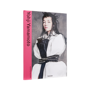 Yohji Yamamoto by Terry Jones Hardcover Book