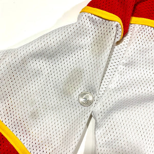 Wu Wear Color Blocked Hockey Jersey