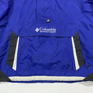 Columbia Color Block Pullover Coat