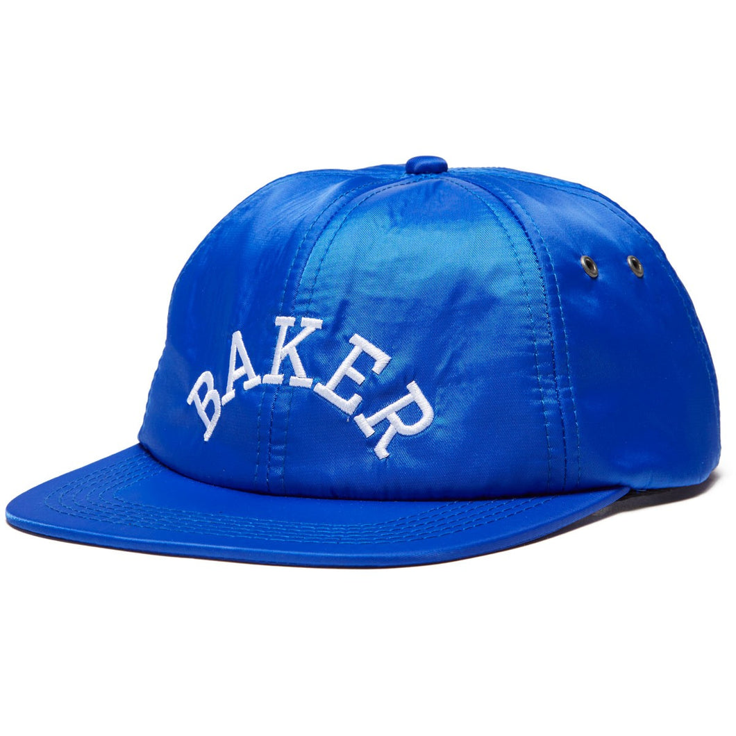 Baker Major Snapback Hat Blue