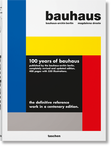 Bauhaus (Updated Edition) Hardcover Book