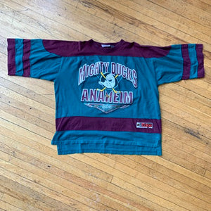 Mighty Ducks Anaheim 3/4 Longsleeve T-Shirt