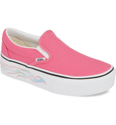 Slip-On Platform Shoe