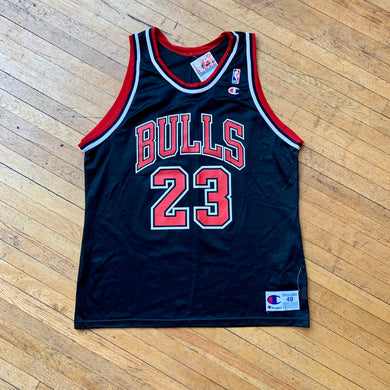 Champion NBA Chicago Bulls Jordan Jersey