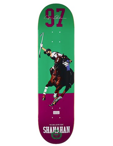 DGK Hood League Shanahan Deck 8.1