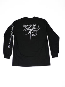 DGK Bruce Lee Scratch LS T-Shirt
