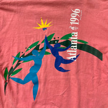Load image into Gallery viewer, Atlanta 1996 Olympics Figures Single Stitch T-Shirt