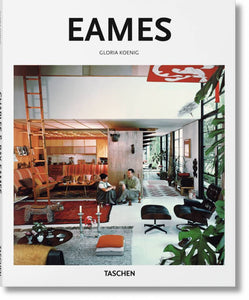 Eames by Gloria Koenig Hardcover Book