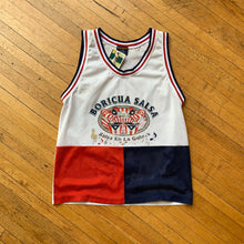 Load image into Gallery viewer, Boricua Salsa Color Blocked Mesh Jersey