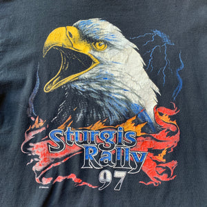 Sturgis Rally '97 Eagle T-Shirt