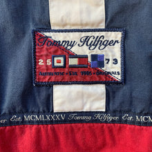 Load image into Gallery viewer, Tommy Hilfiger Color Blocked LS Woven Top