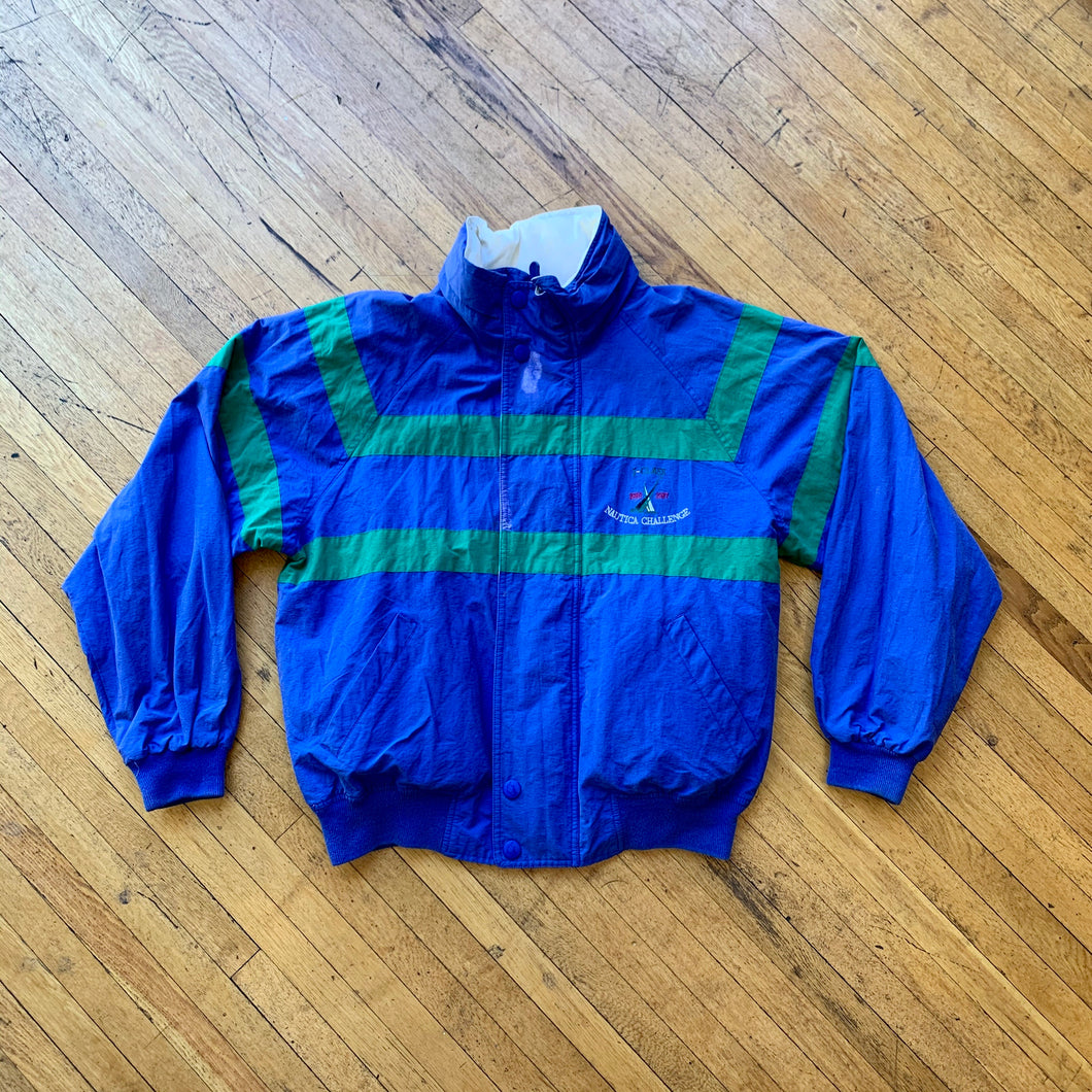 Nautica Striped J-Class Jacket
