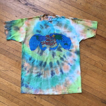 Load image into Gallery viewer, 18th World Jamboree Globe Single Stitch Tye-Dye T-Shirt