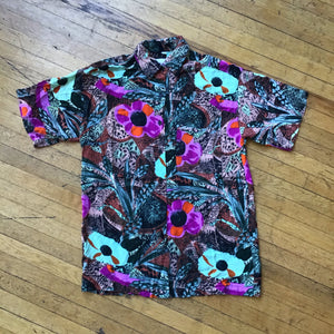 Amrav Abstract Floral SS Woven